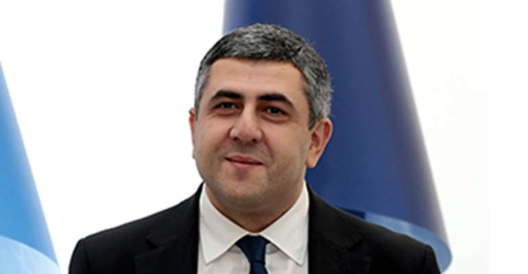 Zurab Pololikashvili, United Nations World Tourism Organization Secretary General