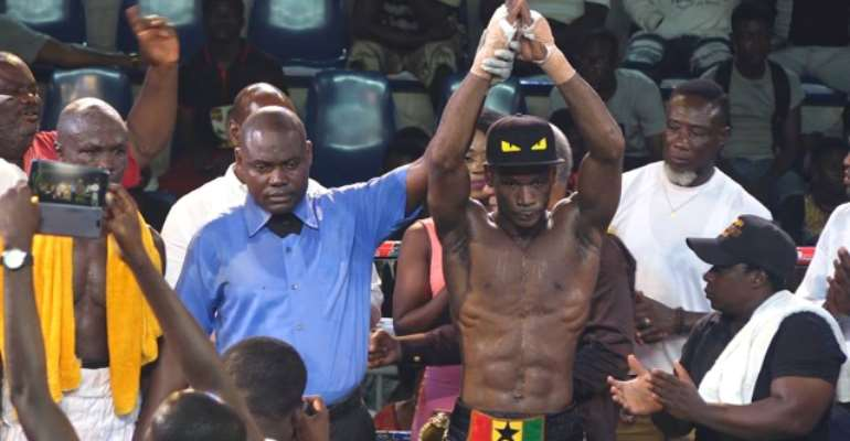Allotey, Harrison Retain WBO Africa Titles