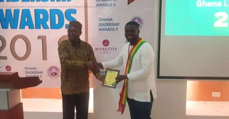 Multimedia Group adjudged Media Group of the year at Ghana Leadership Awards
