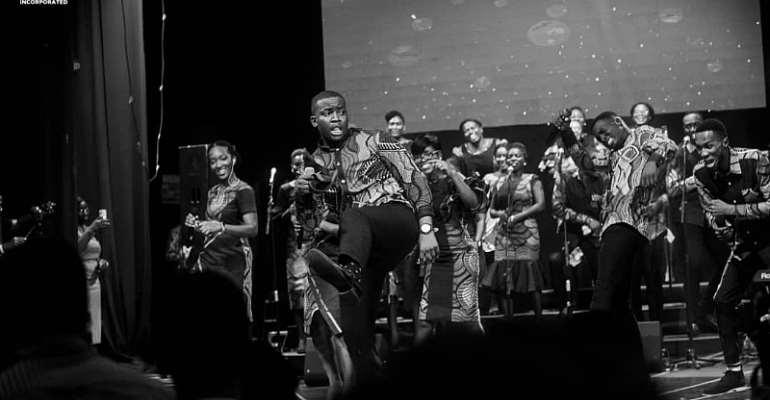 Joyful Way Incorporated's 'Explosion Of Joy' Concert Held