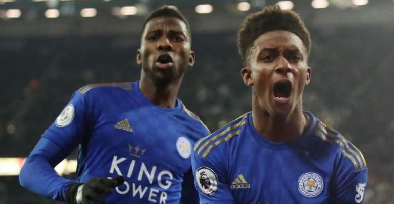 PL: Leicester Close Gap On Liverpool To 10 Points After Beating West Ham
