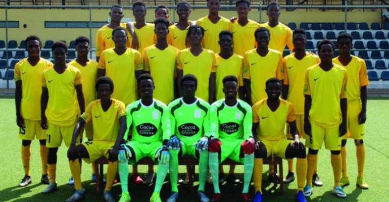WAFA Unveil 26 Man Squad For 2019/20 Ghana Premier League Season