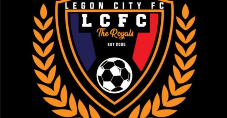 2019/20 GPL: Legon City FC Unveil New Logo