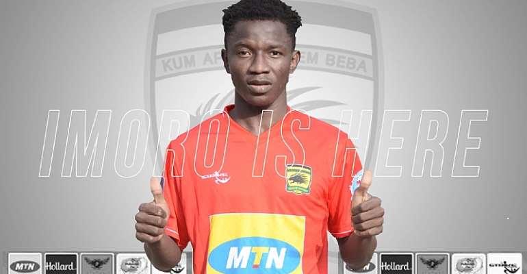 OFFICIAL: Kotoko Announce Signing Of Defender Ibrahim Imoro
