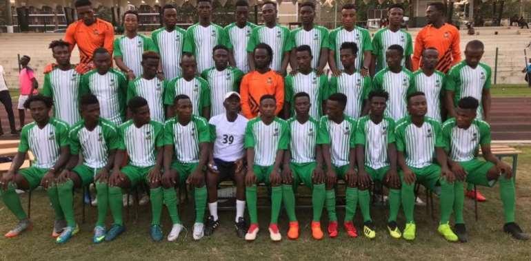 King Faisal Outdoor New Kits For 2019/20 Ghana Premier League Campaign