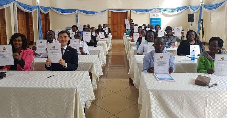 Kenya National Commission For UNESCO And HWPL Seek Partnership For Peace Education