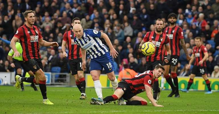 PL: Jahanbakhsh, Mooy On Target As Brighton Beat Bournemouth