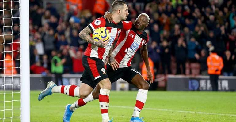 PL: Ings Strike Gives Southampton Draw With Crystal Palace