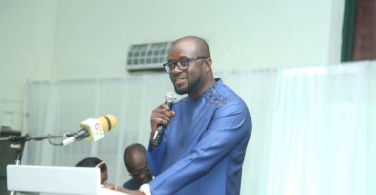 2019/20 GPL: GFA President Sends Goodwill Message To Clubs