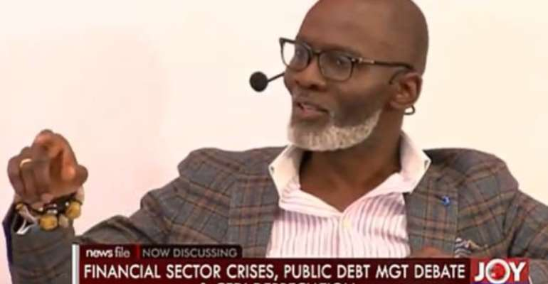 Banking sector reforms: Taxpayer doesn't lose if receiver fails to retrieve monies - Gabby
