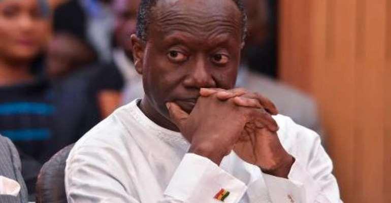 Minority Demands Exit Of Ken Ofori-Atta Over $2.25bn Bonds