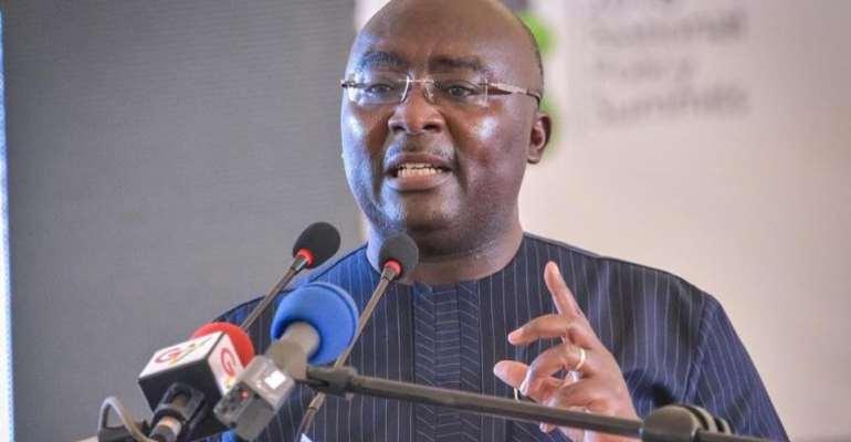 Vice-President, Alhaji Dr. Mahamudu Bawumia