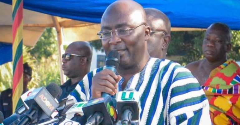 Free SHS has increased enrolment by 69 percent - Bawumia
