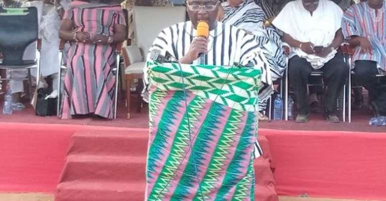 Sustain prevailing peace - Bawumia urges people of Bawku