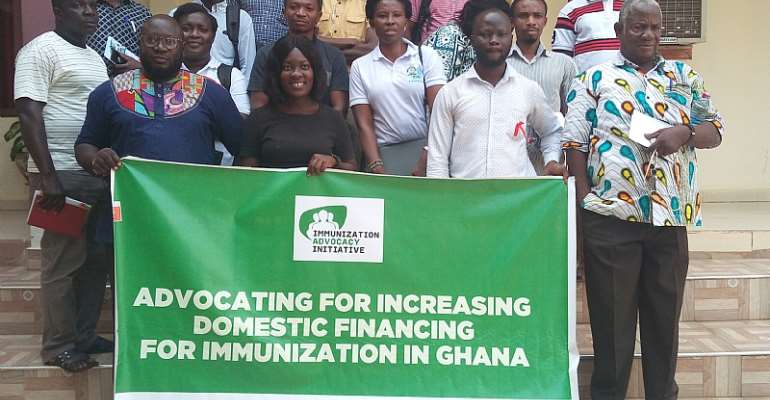 WAF holds roundtable discussion on immunization financing