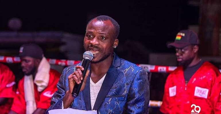 Emmanuel Addotei Addo – Boxer Turns MC / Ring Announcer