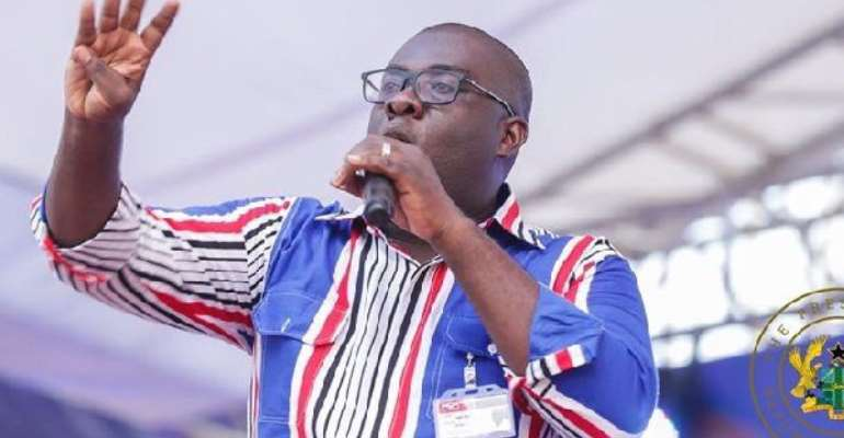 Few will be allowed to contest to replace Akufo-Addo – Sammi Awuku