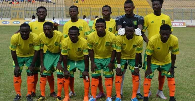 Ebusua Dwarfs Fined For Fans Misconduct In Premier League Clash Against Inter-Allies