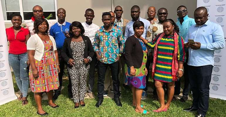 20 Journalists Trained On Sanitation Issues