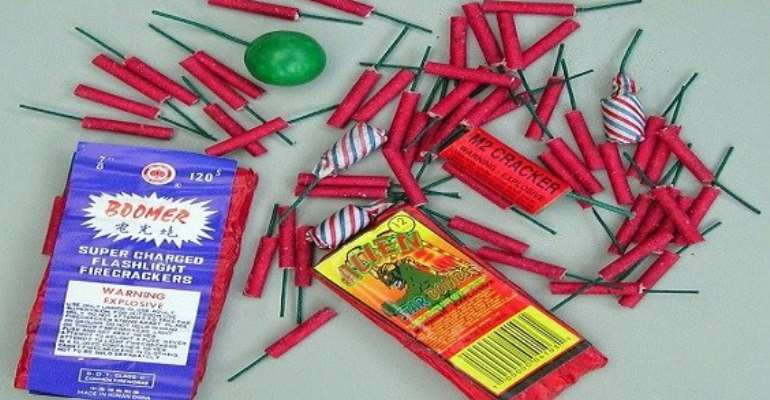 Opinion: Eugenia Tenkorang Writes...Can Police Enforce Ban On Firecrackers?