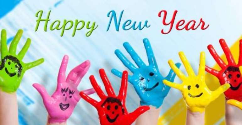 Ga New Year Message