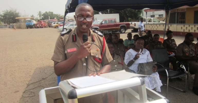 Brong Ahafo Records Monumental Reduction Of 55% Fire Cases In 2017