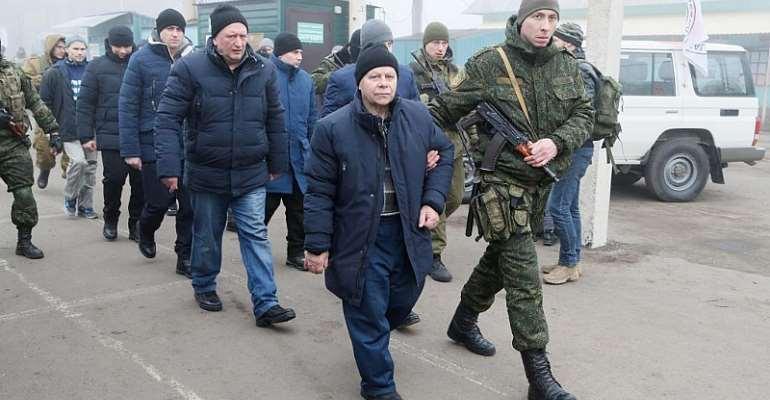 Reuters/Alexander Ermochenko