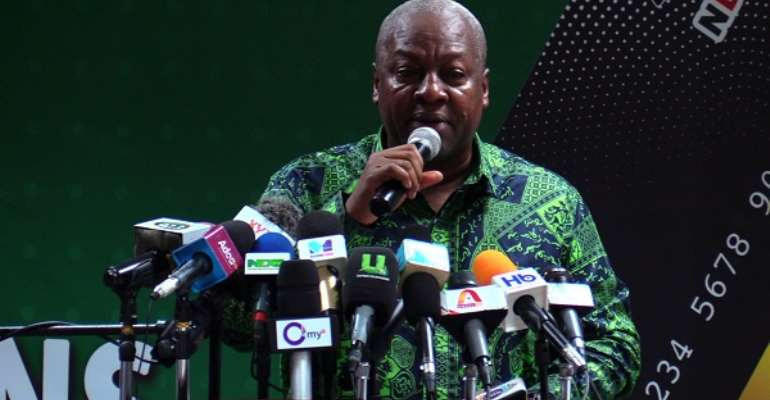 CVM Chides NDC Over Delayed Manifesto