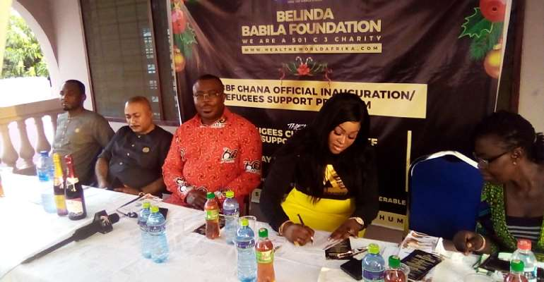 Belinda Babila Foundation Launched In Ghana