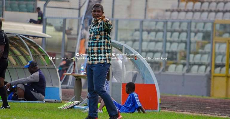 GPL: Kotoko Exhibited Sign Of A Good Team - Maxwell Konadu