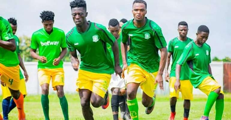 GPL: Justice Anane Convinced With Aduana Stars Chances Of Winning Premier League