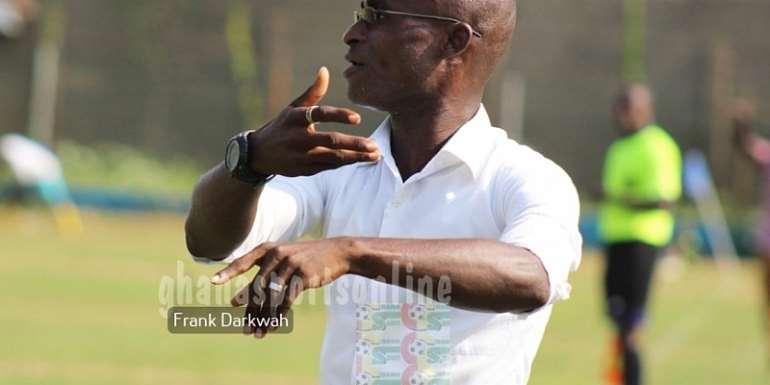 GPL: We Did Not Deserve To Lose Against Kotoko, Says Eleven Wonders Coach Ignatius Osei-Fosu