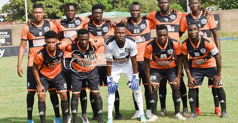 Legon Cities FC Unfazed By Kotoko's Big Name Ahead Of Match Week 2 Clash