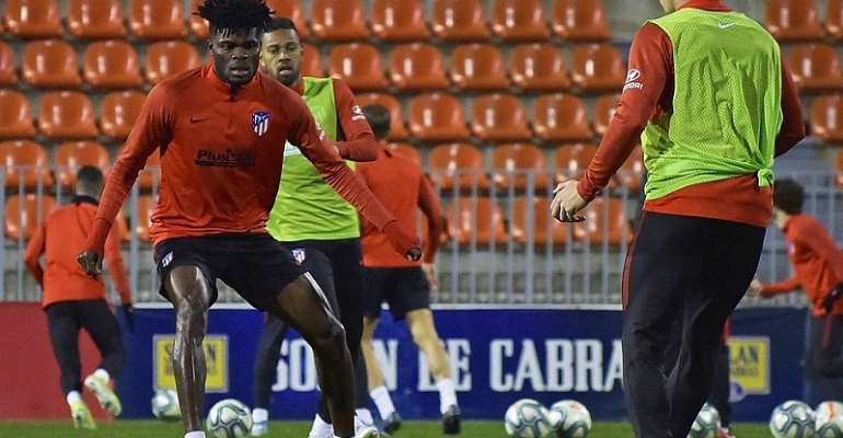 Thomas Partey Reveals His Idol, Favorite Movie And Music [VIDEO]