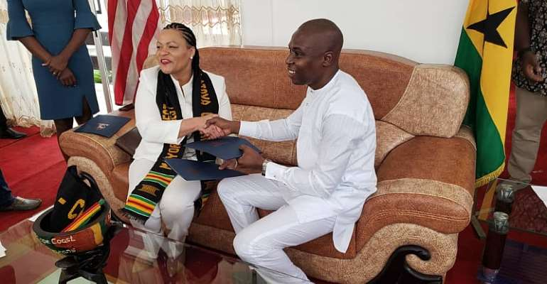 The Cities Of Cape Coast And New Orleans Form Sister Cities Relations