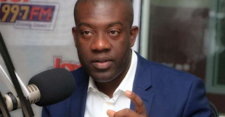 Gov't Yet To Release Full Funding For RTI Implementation - Oppong-Nkrumah