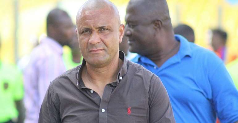 Kim Grant Believes Hearts Of Oak Players Gave Their All In Defeat Against Chelsea