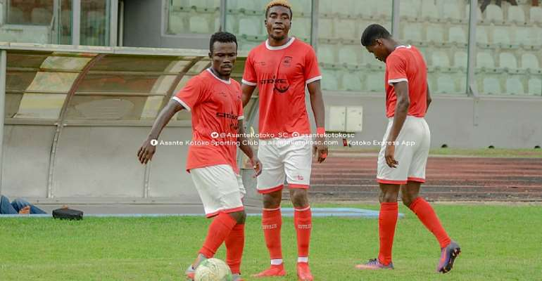 Augustine Sefa Pens 1-Year Contract Extension At Kotoko