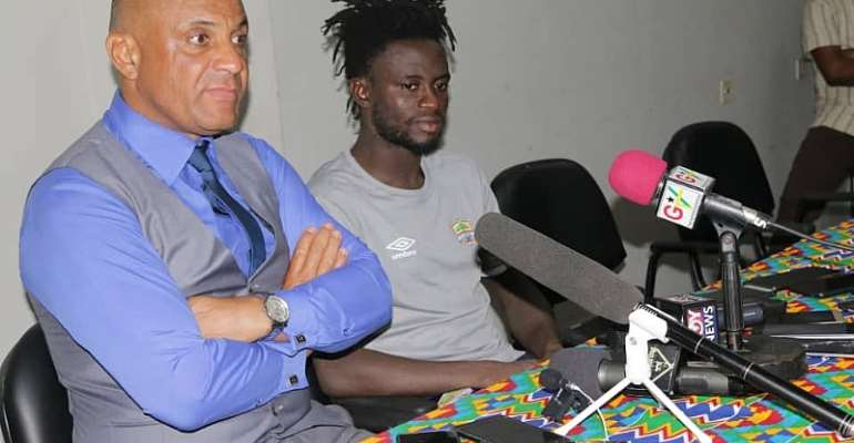 Am Hurting - Kim Grant Cries After Hearts Of Oak's Opening Day Defeat