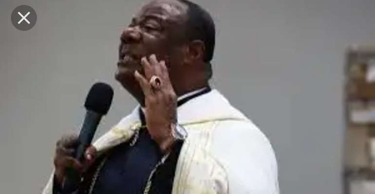 Idahosa removed his covering over me, I had crisis until I apologised — Duncan Williams
