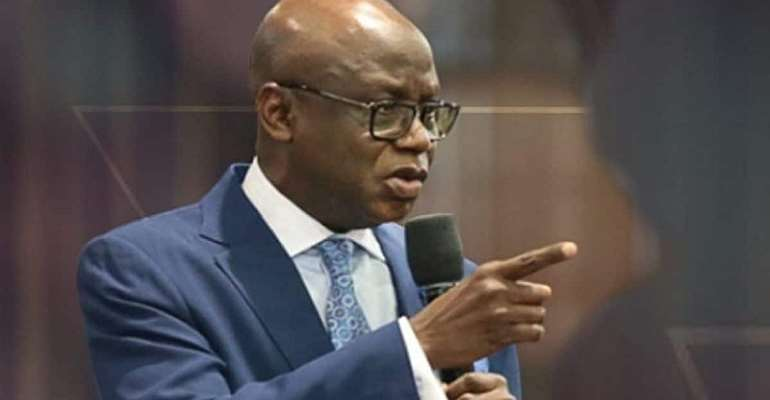 Who Is Squeezing Bakare's Balls?