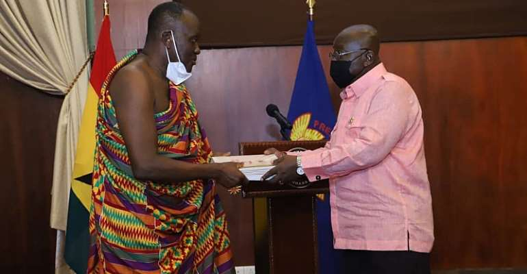 I'll do my best – Akufo-Addo Assure Ghanaians