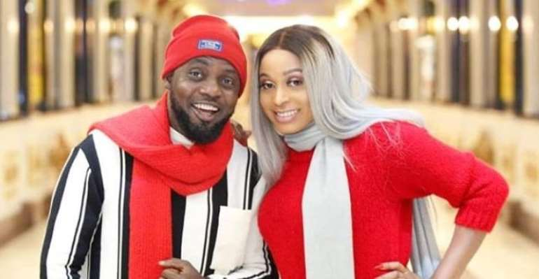 My Wife Stayed with me for 15 years When I Had no Money…Comedian, AY