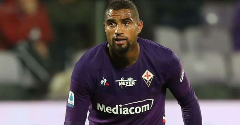 Kevin-Prince Boateng Hints At Entering Into Coaching After Retirement