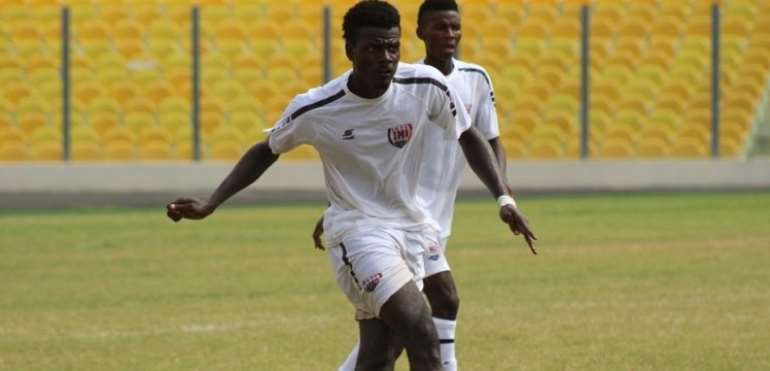 GPL: Inter Allies Vice Captain Calls On Teammates To Correct Mistakes Against Bechem United