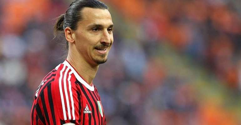 Serie A: Ibrahimovic Set For AC Milan Presentation On January 3