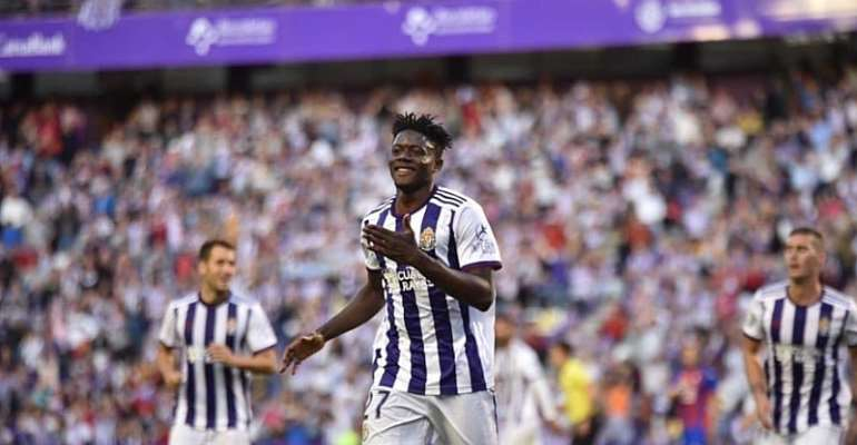 EXCLUSIVE: Real Valladolid Target Terence Kongolo As Mohammed Salisu's Replacement