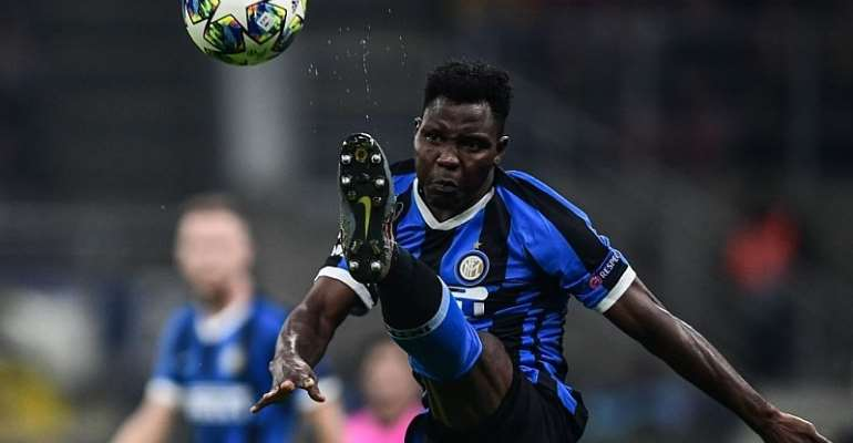 Kwadwo Asamoah Ruled Out Of Inter Milan Clash With Napoli