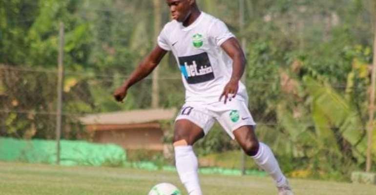 Dreams FC Forward Emmanuel Ocran Set Sight On GPL Golden Boot
