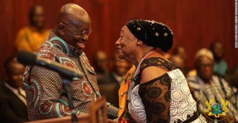 Ghana made 126 people from the diaspora its citizens as part of Year of Return celebrations. Photo Credit: CNN